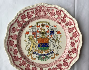 Canada plate