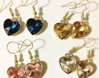 Bennett earrings
