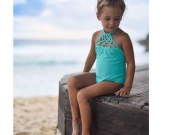 Little Girl Baby Swim Bathing Suit Swimwear