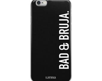 Bad & Bruja iPhone Case