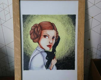 Leia Organa, Star Wars