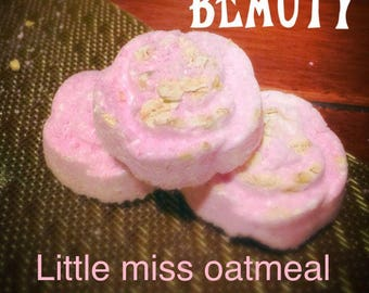 Little miss bath bombs  just the right size for that special little someone