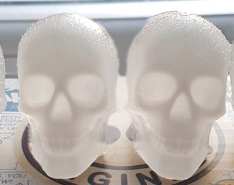 Small Resin Crafted Skull