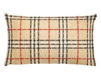 Samoa plaid Rectangular Pillow