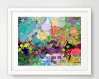 Modern Landscape, Contemporary Art, Abstract Art,  Nature, Flowers, Prints, Canvas, Paintings, Fine Art Prints, Home Décor, Wall Art, Giclee