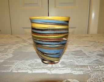 Desert Sands Pottery Vase