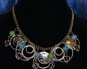Child of God Circle Necklace