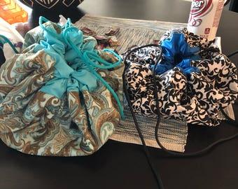 Makeup mat and bag
