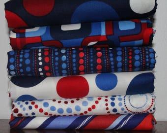 American Patriot Fabric Bundle