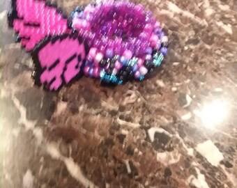Butterfly Kandi Cuff