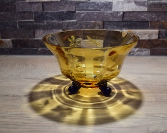 Glass Bowl Two-coloured
