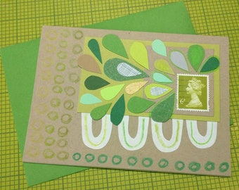 Green With Envy // Cards For All Occasions