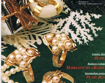 The Wire Artist Jeweller Magazine Back Issue December 1999