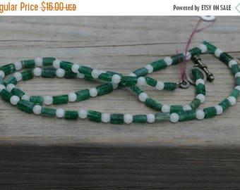 Flash Sale Green Aventurine Necklace