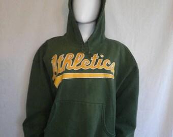 Closing shop SALE 40% off Oakland A's Athletics baseball sweatshirt Hoodie XL