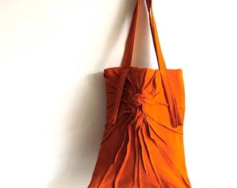 SALE  Mum tote - textured bag - tote bag
