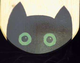 I love to hunt cat shield