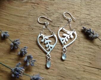 Garden Vine Delight Earrings