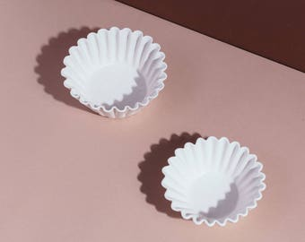 Ceramic Coffee Filter Bowl, Small - 75% off - SECONDS SALE