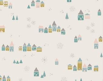 20EXTRA 20% OFF Little Town  - Snowdrift Magic by Amy Sinibaldi for Art Gallery Fabrics