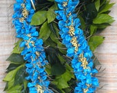 90th birthday Crocus Lei