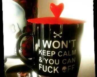 Mars attacks mug