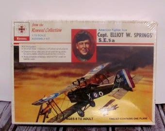 Renwal Capt.Elliot W. Springs' S.E.5a