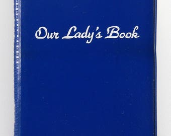 Our Lady's Book Prayers Seeking Intercession 1949 Cashman Vincentian Foreign Mission 20661