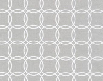 Private Listing for Margo- Metro Living Interlocking Circles Robert Kaufman Fabrics