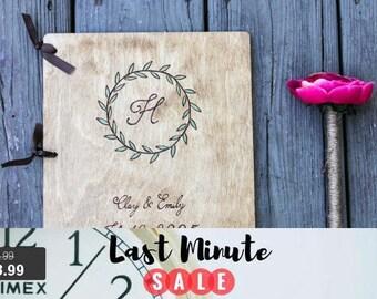Guest Book Sale! Wedding Guest Book, Wedding Guestbook, Rustic Guest Book, Rustic Guestbook,  wooden guestbook, rustic wedding guestbook