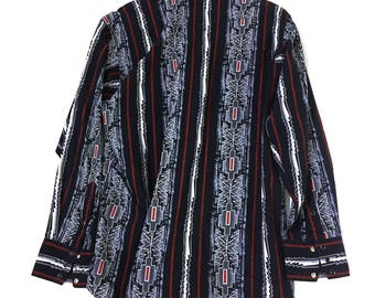 Vintage Panhandle Slim Button Up Shirt
