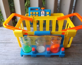 Fisher Price Fun with Food Little Helper Shopping Set