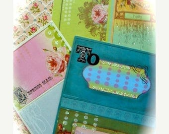 ONSALE Scrumptious and Unique Papaya Stickers Lot N017