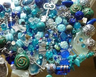 Lots of Beads,Charms,Boho Findings Pick Colors,Bead Lot,Pendants