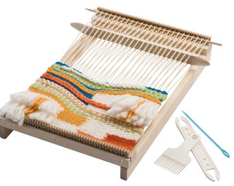 PORTABLE LILLI LOOM New by Schacht Spindle Company Tapestry Loom