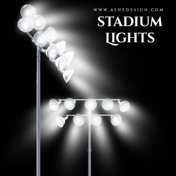 Perth Stadium Lights Youtube: Designer Gems Overlays STADIUM LIGHTS2 2 Photoshop .png