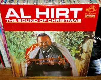 The Sound of Christmas Al Hirt Vintage Vinyl Record