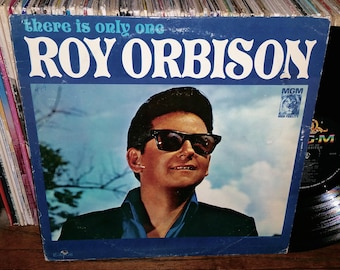 Roy Orbison There Is Only One Vintage Vinyl Record