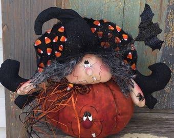 Prucilla pumpkin plopper