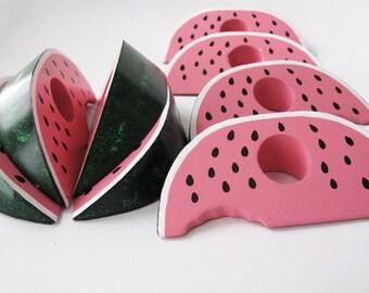 Watermelon Napkin Rings
