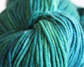Rios - Malabrigo - Solis 809 - Pure - Merino - Wool - Worsted Weight - Superwash - Yarn - Hand Dyed
