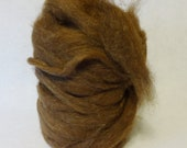 Stash Sale, Wool Roving, sale roving, felting wool, spinning wool, wool, brown roving, brown wool roving, brown wool, stash sale #34