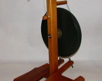Majacraft Polly Spinning wheel Double treadle - previously owned