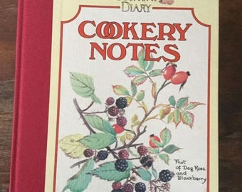 The Country Diary Cookery Notes Edith Holden Allison Harding, Victorian and Edwardian Recipes, Country Diary of an Edwardian Lady Cookbook