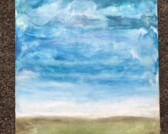 Blue Summer Skies