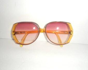 Vintage Saphira Germany Glasses Eyeglasses Frames