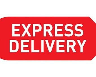 Express shipping for Jasmin