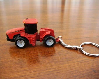 Case International Tractor Key Chain Tractor Key Ring Ertl Case IH Die Cast Tractor Key Chain