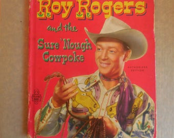 ROY ROGERS and the Sure 'Nough Cowpoke 1952