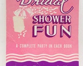Vintage Bridal Shower Fun Games Party Games 3 Games for 20 Guests